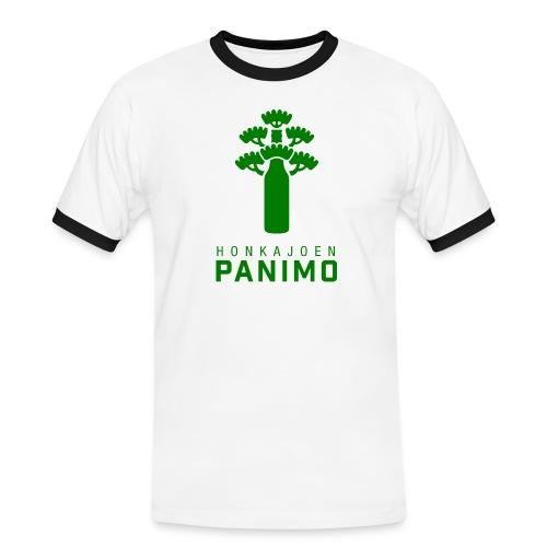 Honkajoen Panimo Logo - Miesten kontrastipaita