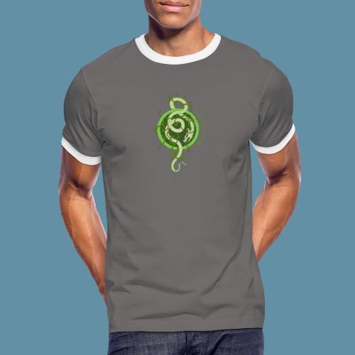 Jormungand logo png - Maglietta Contrast da uomo
