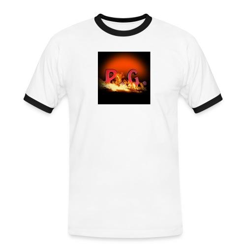 Tazza PanicGamers - Maglietta Contrast da uomo