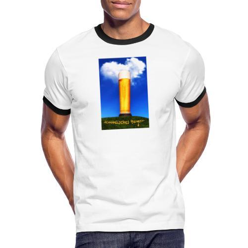 4184RBild - Männer Kontrast-T-Shirt