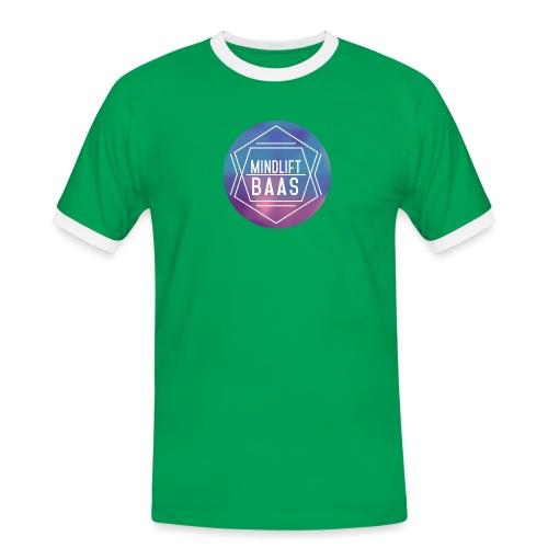 MindLift BAAS - Mannen contrastshirt