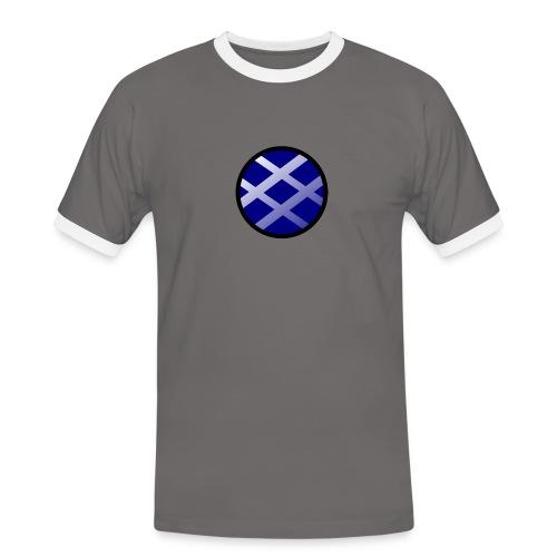 Logo církel - Men's Ringer Shirt