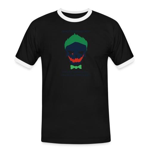 Joker - T-shirt contrasté Homme