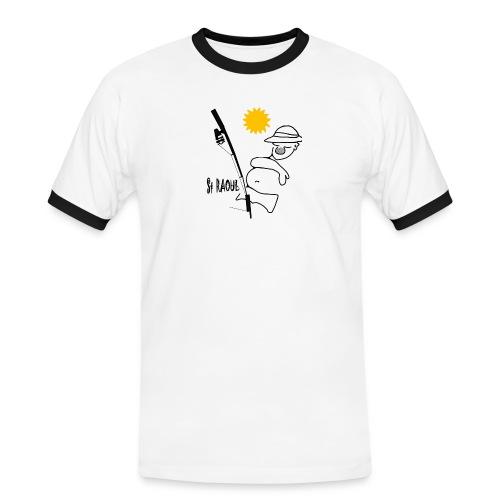 St Raoul 1 gif - T-shirt contrasté Homme