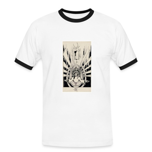 COME TO ME - Men's Ringer Shirt