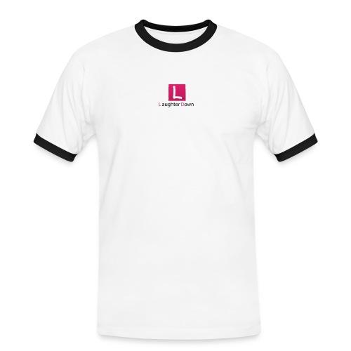 laughterdown official - Men's Ringer Shirt
