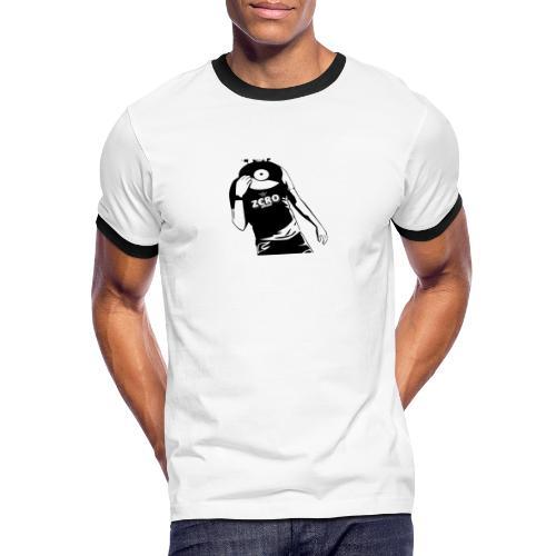 F@ck me I am a Dj - Men's Ringer Shirt