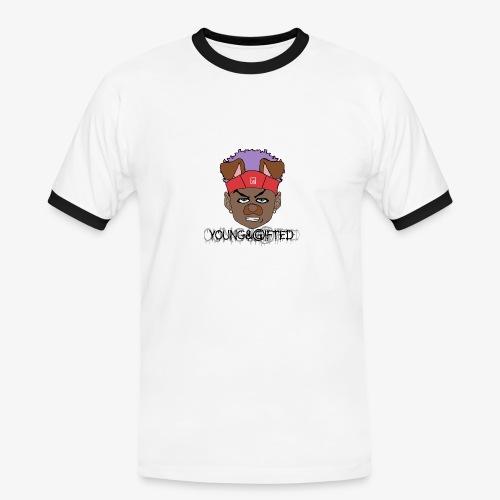 for t shirt png - Men's Ringer Shirt