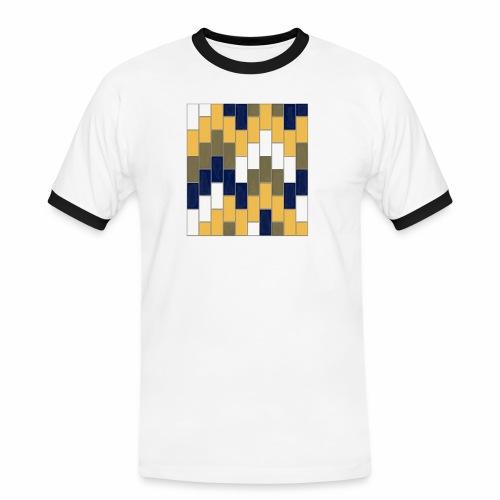 ONT WAY SUBWAY - Men's Ringer Shirt