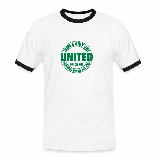 ONLY ONE UNITED - Men's Ringer Shirt