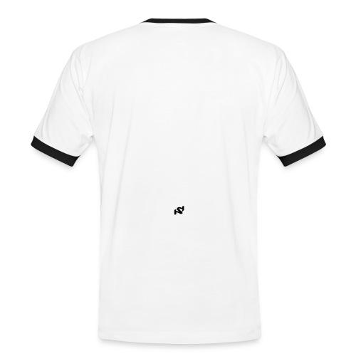 skalp petit - T-shirt contrasté Homme