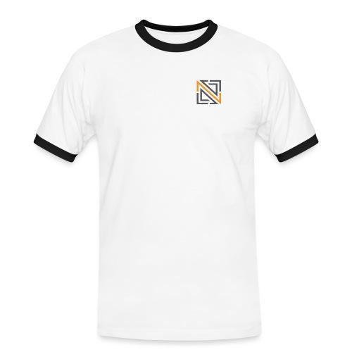 LogoPic png - Men's Ringer Shirt