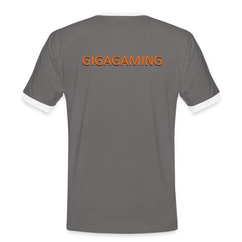 GIGAGAMING - Herre kontrast-T-shirt
