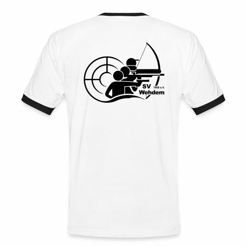 alles - Männer Kontrast-T-Shirt