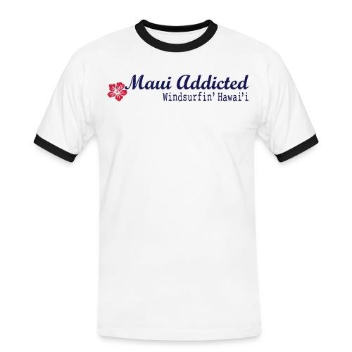 IHibiscusMaui - Men's Ringer Shirt