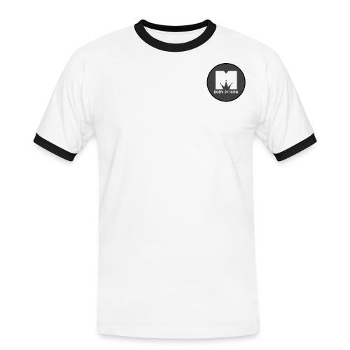 BodyByKing Banner - Men's Ringer Shirt