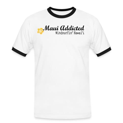 MAddLogo ai - Men's Ringer Shirt