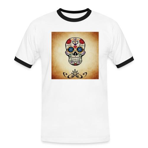 skull and crossbones 693484 1280 jpg - Men's Ringer Shirt