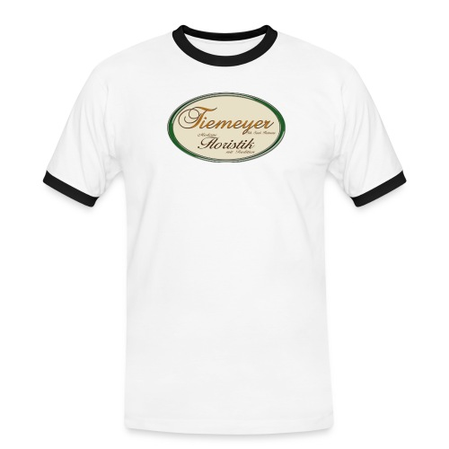 logo png - Männer Kontrast-T-Shirt