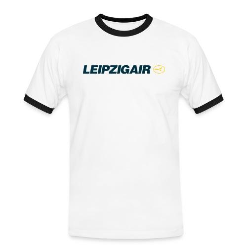 LHA_Logo_2014 - Männer Kontrast-T-Shirt