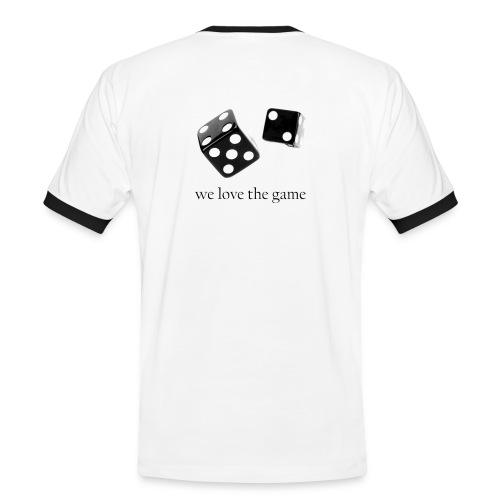 welovethegame - Men's Ringer Shirt