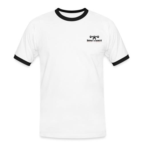 Bigfoot Strength 1 - Men's Ringer Shirt