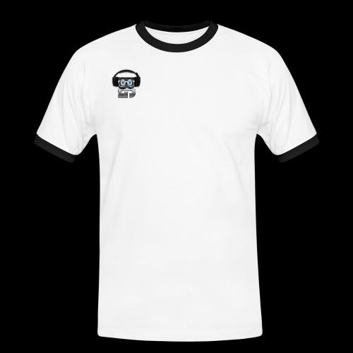 logo tshirt png - T-shirt contrasté Homme