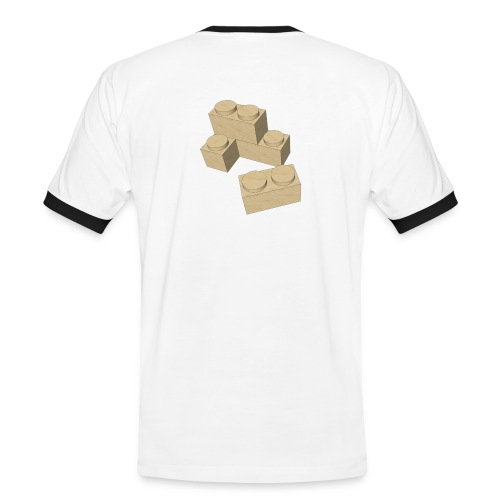exin castillos - Camiseta contraste hombre