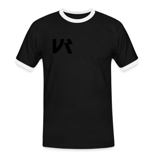 ur - Männer Kontrast-T-Shirt