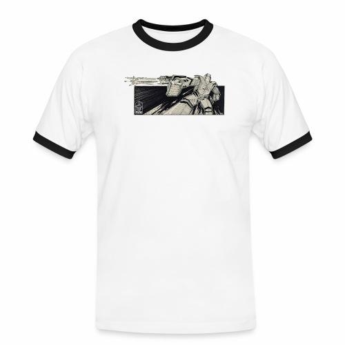 PAINT WARS - Men's Ringer Shirt