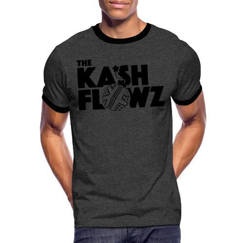 Bomb Logo Black - T-shirt contrasté Homme