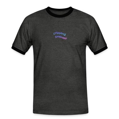 Crippling Loneliness - Camiseta contraste hombre