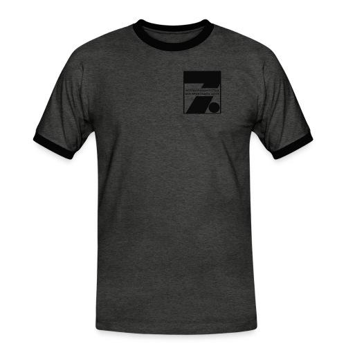 7 itsg - Männer Kontrast-T-Shirt