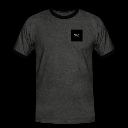 Helf Clothing Original - Männer Kontrast-T-Shirt