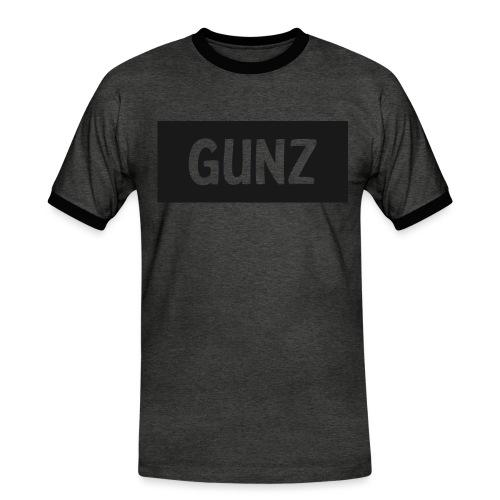 Gunz - Herre kontrast-T-shirt