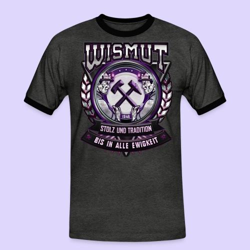 Stolz und Tradition - Männer Kontrast-T-Shirt