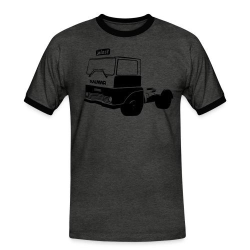 Kalmar Terminal - Kontrast-T-shirt herr