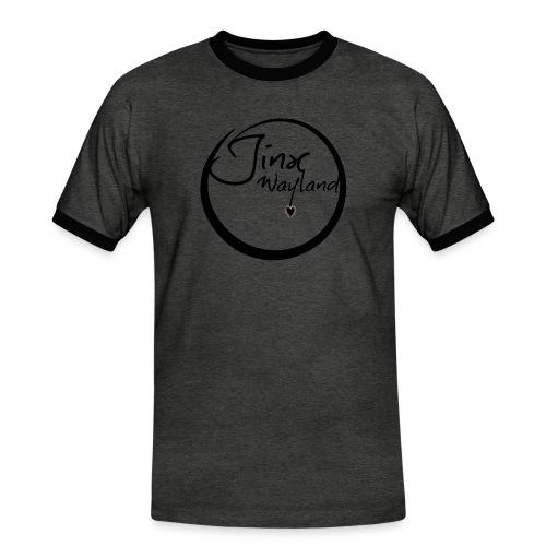Jinx Wayland Circle - Men's Ringer Shirt