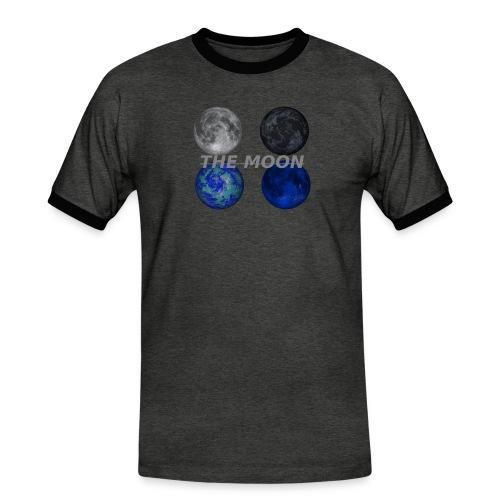 LUNA - Camiseta contraste hombre