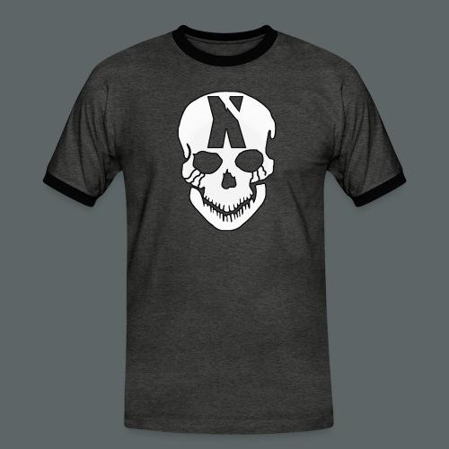 xeracraft blanc - T-shirt contrasté Homme
