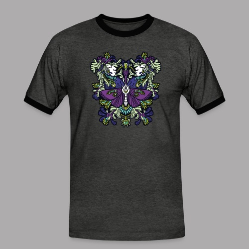 moth - Men's Ringer Shirt