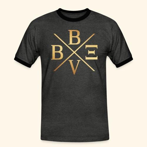 BVBE Gold X Factor - Men's Ringer Shirt