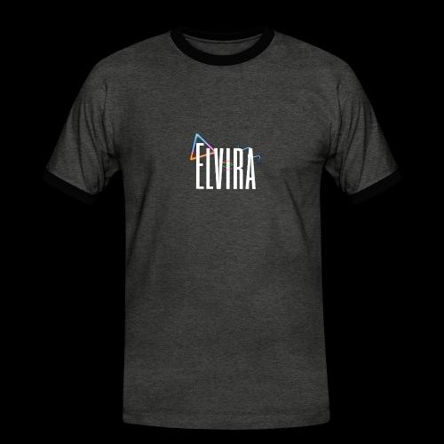 capsule basique - T-shirt contrasté Homme