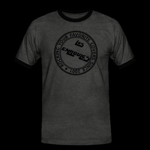Badge - T-shirt contrasté Homme