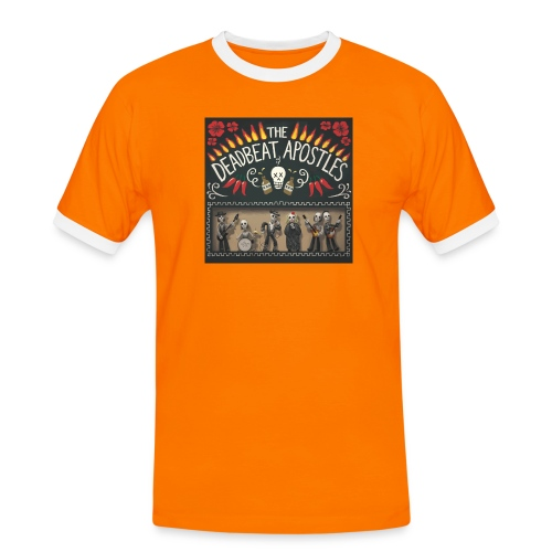 The Deadbeat Apostles - Men's Ringer Shirt