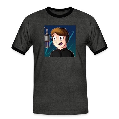 Oliver's Original - Herre kontrast-T-shirt