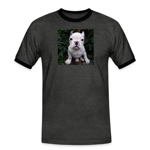 Billy Puppy 2 - Mannen contrastshirt