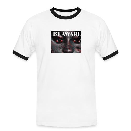 Be Aware - Men's Ringer Shirt