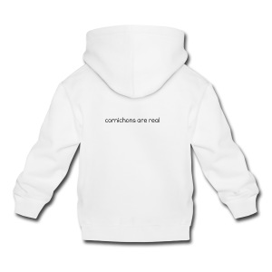 002 cornichons are real - Kinder Premium Hoodie
