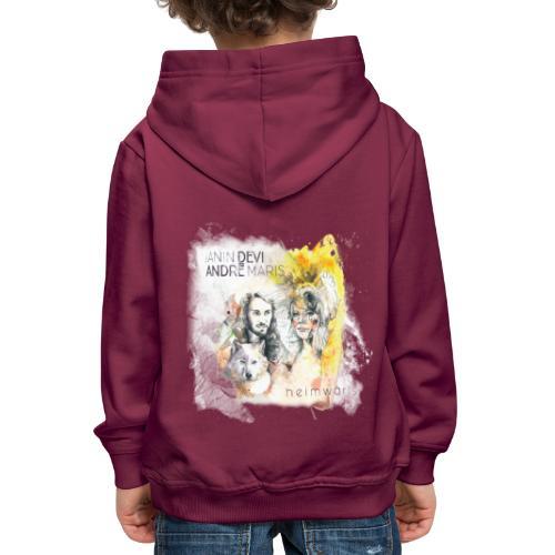 Heimwärts - Kinder Premium Hoodie